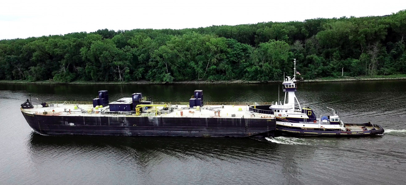 Dann Marine Towing – A Fifth Generation Family Owned